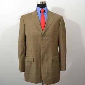 Brooks Brothers 42L Sport Coat Blazer Suit Jacket
